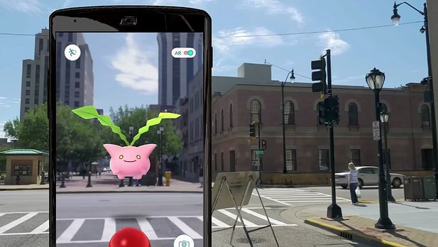 Pokémon Go - Gameplay-Trailer zum Release des Updates 0.57.2 / 1.27.2