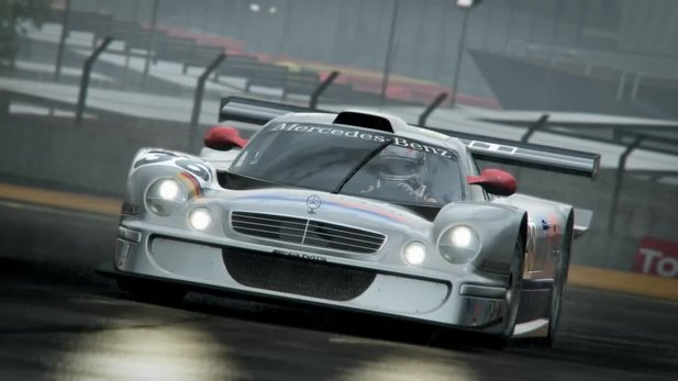 Project Cars - Ingame-Trailer zeigt »Racing Icons«-Car-Pack