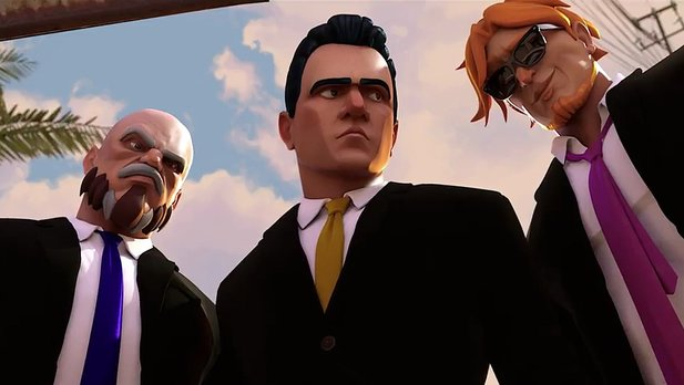 Reservoir Dogs: Bloody Days - Gameplay-Szenen aus dem Tarantino-Shooter