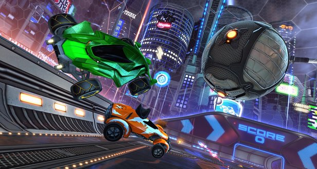Rocket League - Nur noch Standard-Maps in Online-Matches.