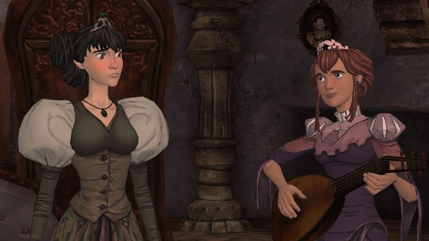 Der Release-Termin für die Adventure-Episode King's Quest: Once Upon a Climb steht fest.