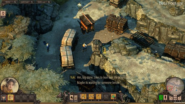 Am 21. November 2016 erscheint eine Demo von Shadow Tactics: Blades of the Shogun.