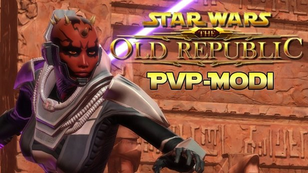 Der PvP-Modus in The Old Republic