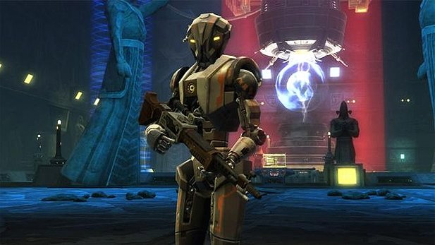 Star Wars: The Old Republic - Kontrollbesuch-Video