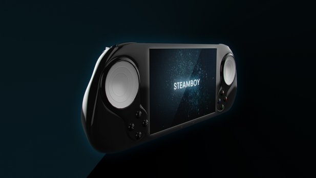 Steamboy - Teaser-Trailer zur Handheld Steam Machine