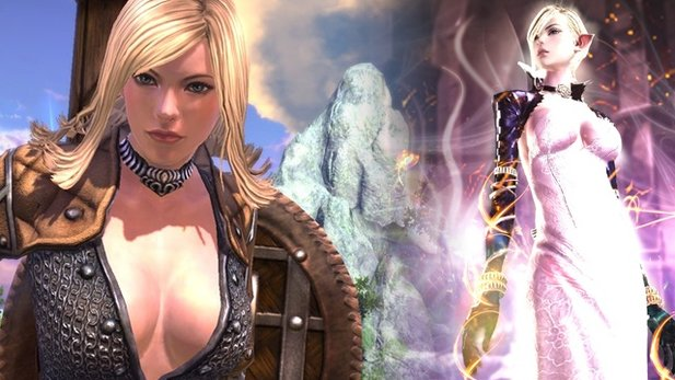 TERA - Endgame-Test-Video zum MMO