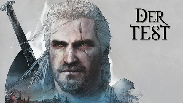 Test-Video: The Witcher 3