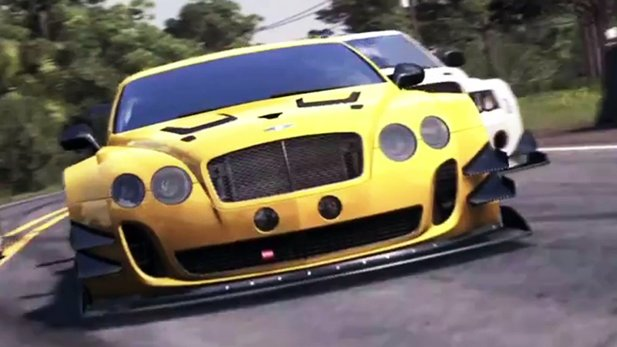 The Crew - Renn-Action im Ingame-Trailer
