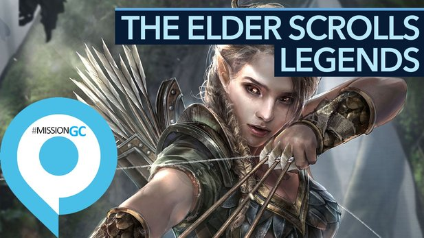 The Elder Scrolls: Legends - Wir spielen, Pete Hines erklärt