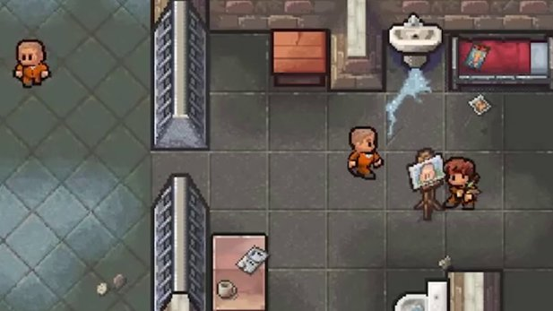 The Escapists 2 - Trailer zeigt neue Features des Pixel-Ausbruch-Simulators