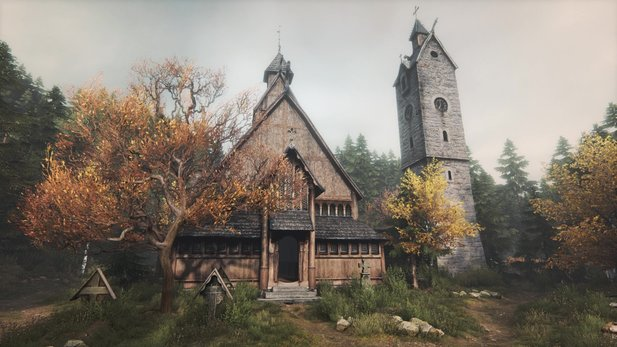The Vanishing of Ethan Carter erhält ein Upgrade auf die Unreal Engine 4.