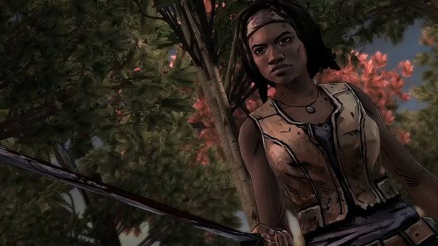 The Walking Dead: Michonne - Debüt-Trailer zum Standalone-Ableger