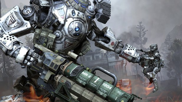 Test-Video von Titanfall