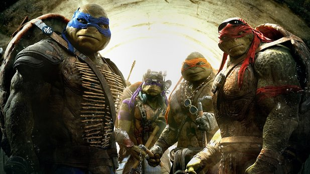Die Ninja Turtles sind im ersten Trailer zu Teenage Mutant Ninja Turtles 2: Out of the Shadows zurück.