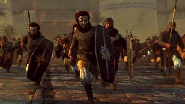 Total War: Attila - DLC-Ankündigung - Empires of Sand Culture Pack