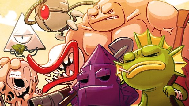 Was ist... Nuclear Throne? - Angespielt-Video aus der Early-Access-Version