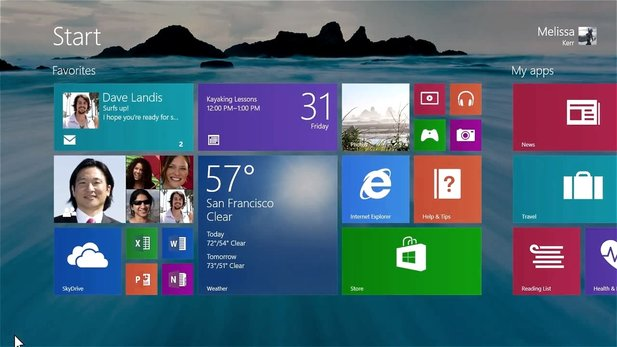 Windows 8.1 erhält am 12. August das neue Update.