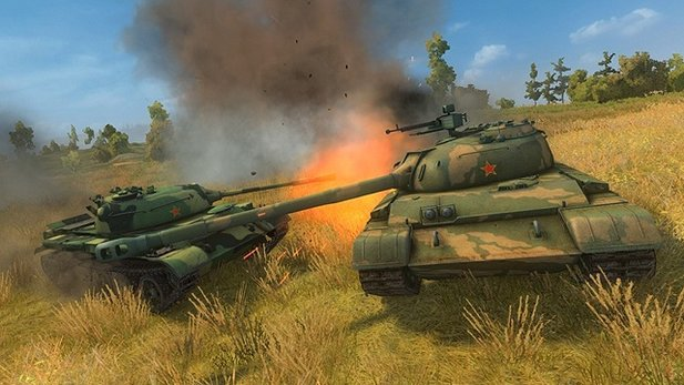 World of Tanks - Kontrollbesuch-Video