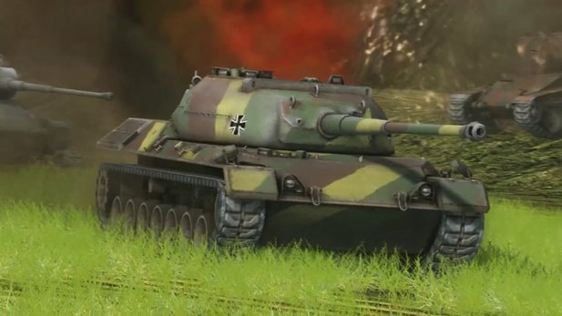 World of Tanks - Trailer zum Update 8.5