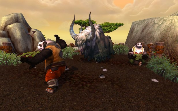 Wird es in Mists of Pandaria Yak-Mounts geben?