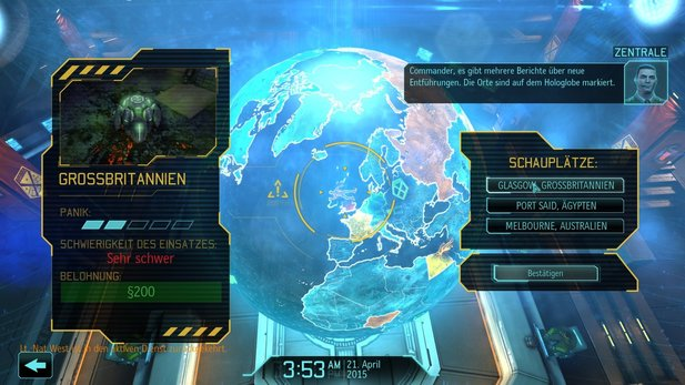 In XCOM: Enemy Unknown sind Supersoldaten versteckt.