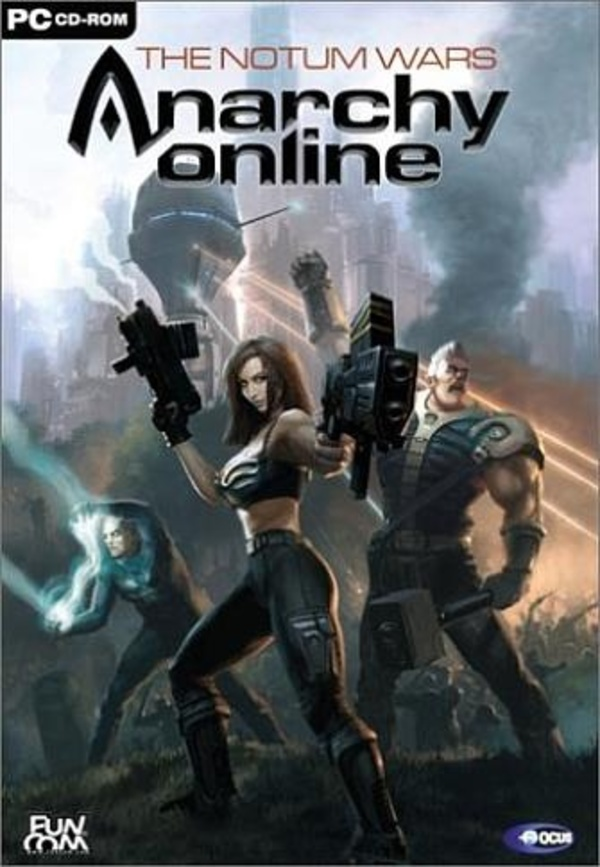 Cover zu Anarchy Online: Notum Wars