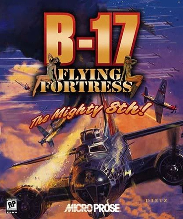 Cover zu B-17 Flying Fortress