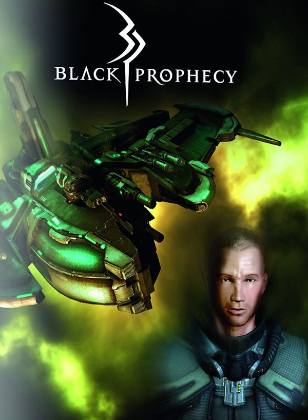 Cover zu Black Prophecy