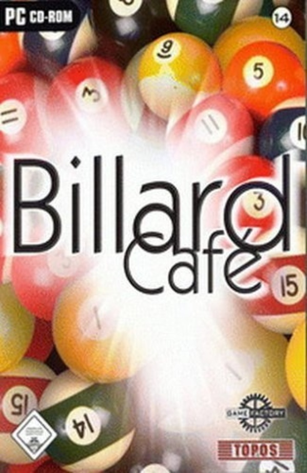 Cover zu Billard Café