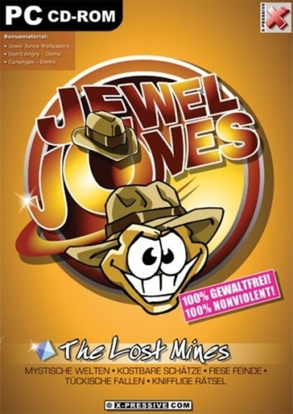 Cover zu Jewel Jones