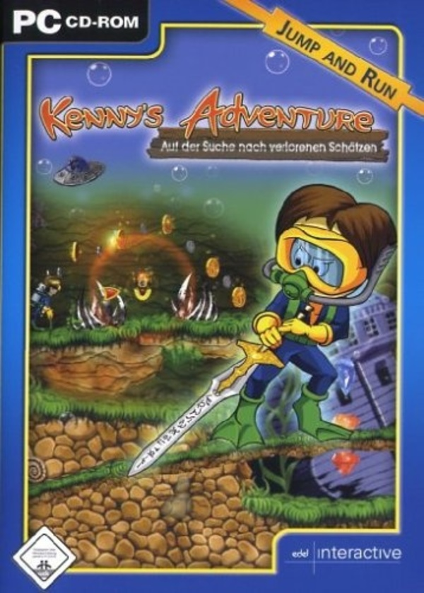 Cover zu Kenny's Adventure