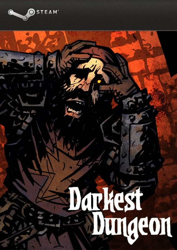 Cover zu Darkest Dungeon