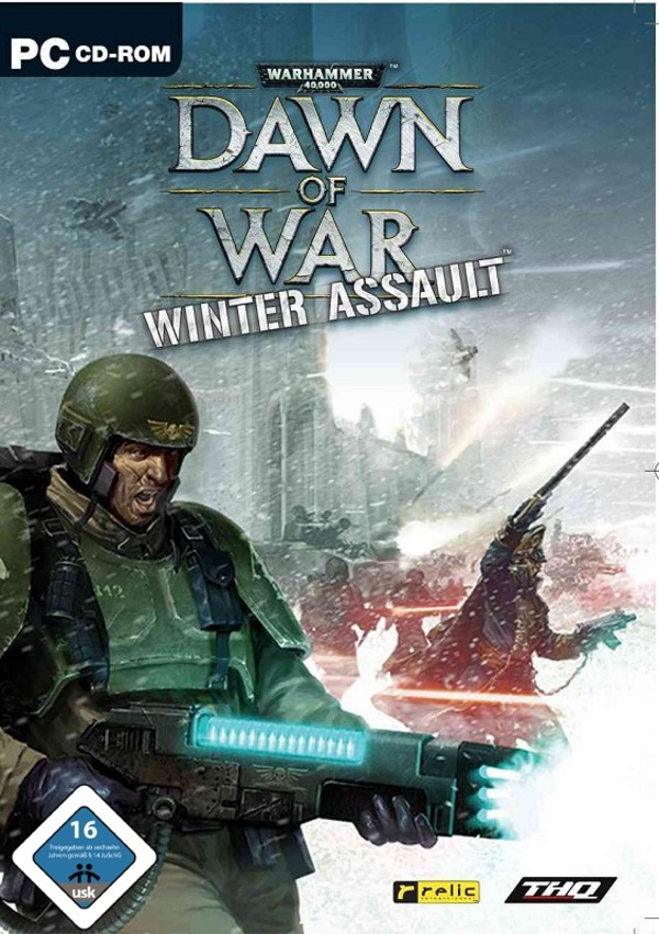 Cover zu Warhammer 40.000: Dawn of War - Winter Assault