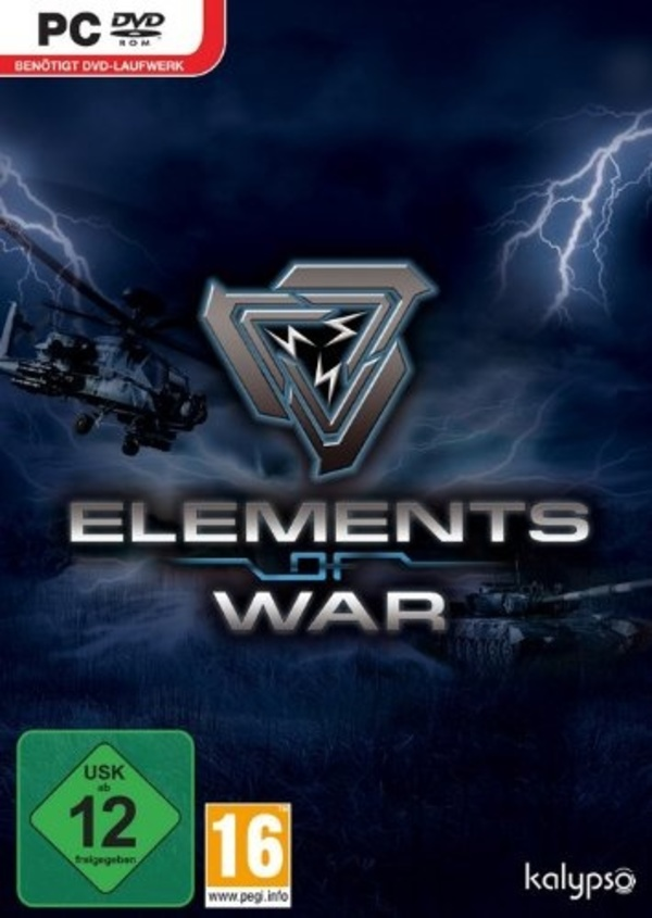 Cover zu Elements of War
