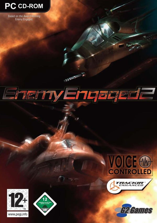 Cover zu Enemy Engaged 2