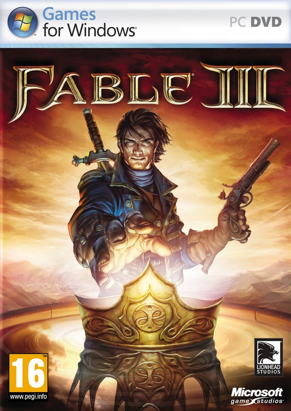 Cover zu Fable 3