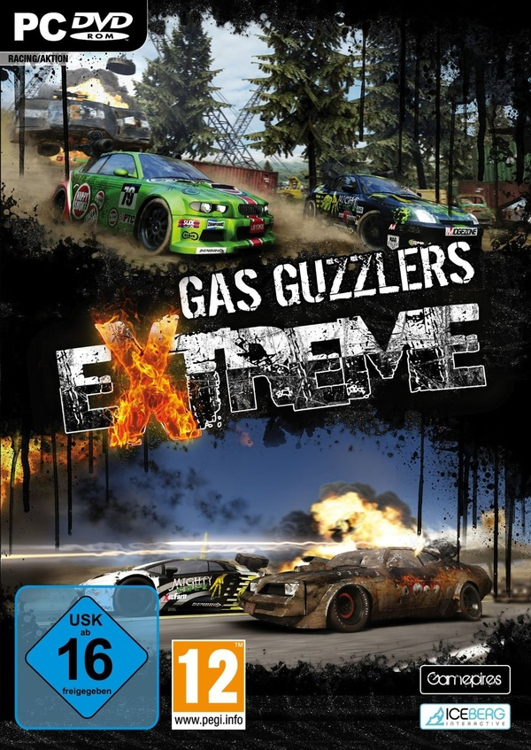 Cover zu Gas Guzzlers Extreme