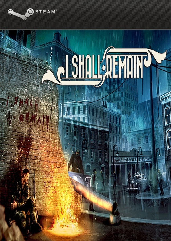 Cover zu I Shall Remain
