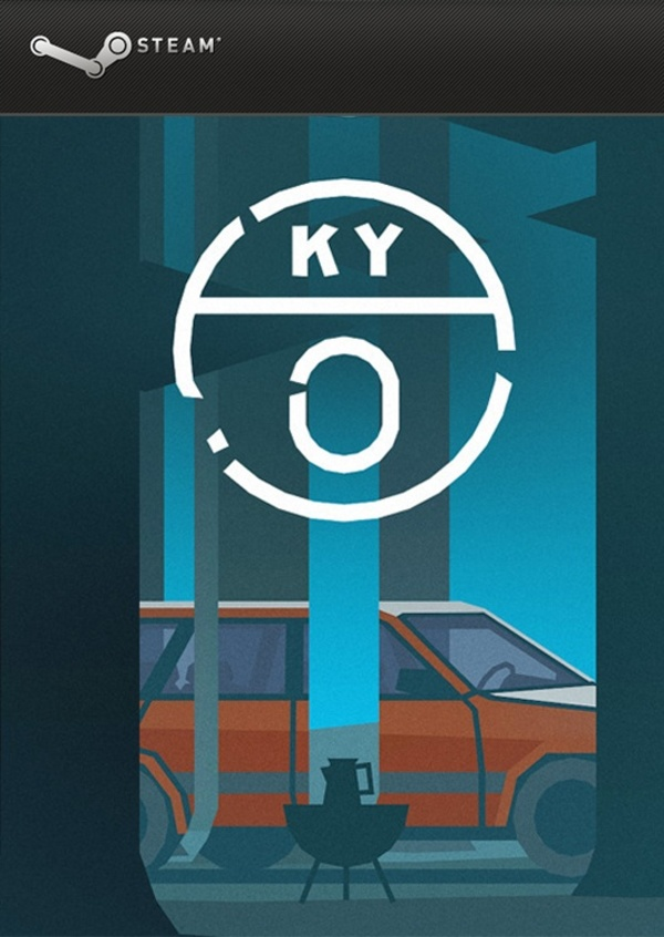 Cover zu Kentucky Route Zero