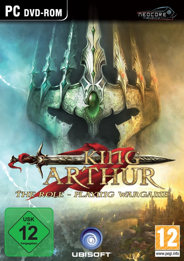 Cover zu King Arthur - The Roleplaying Game