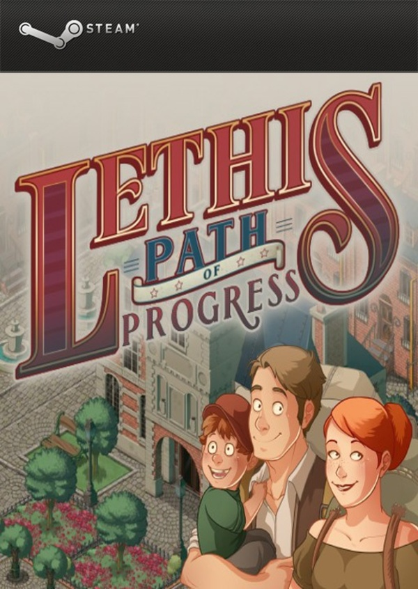 Cover zu Lethis - Path of Progress