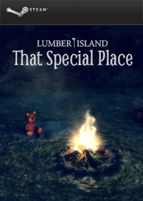 Cover zu Lumber Island - That Special Place