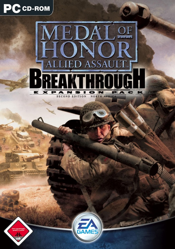 Cover zu Medal of Honor: Allied Assault - Breakthrough