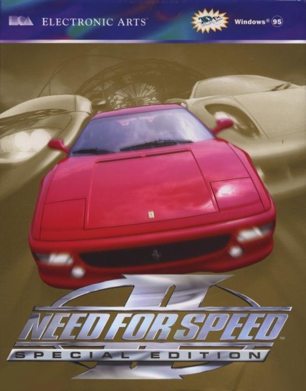 Cover zu Need for Speed 2 Special Edition