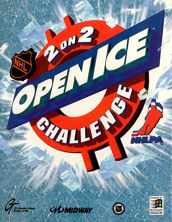 Cover zu NHL Open Ice 2 on 2 Challenge