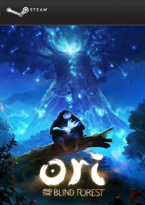Cover zu Ori and the Blind Forest