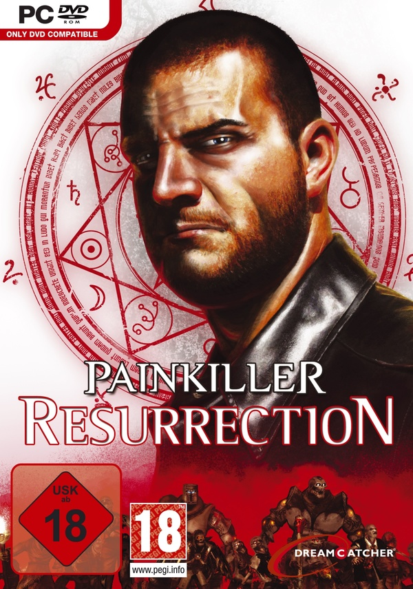 Cover zu Painkiller: Resurrection