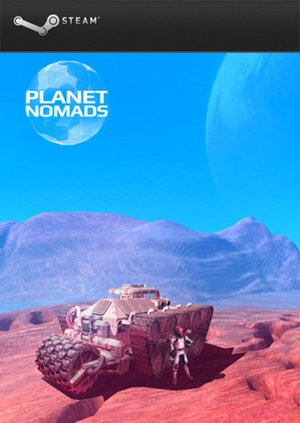 Cover zu Planet Nomads