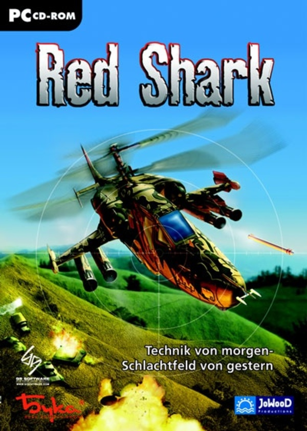 Cover zu Red Shark