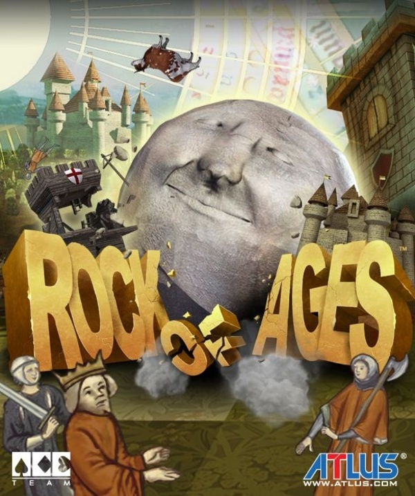 Cover zu Rock of Ages